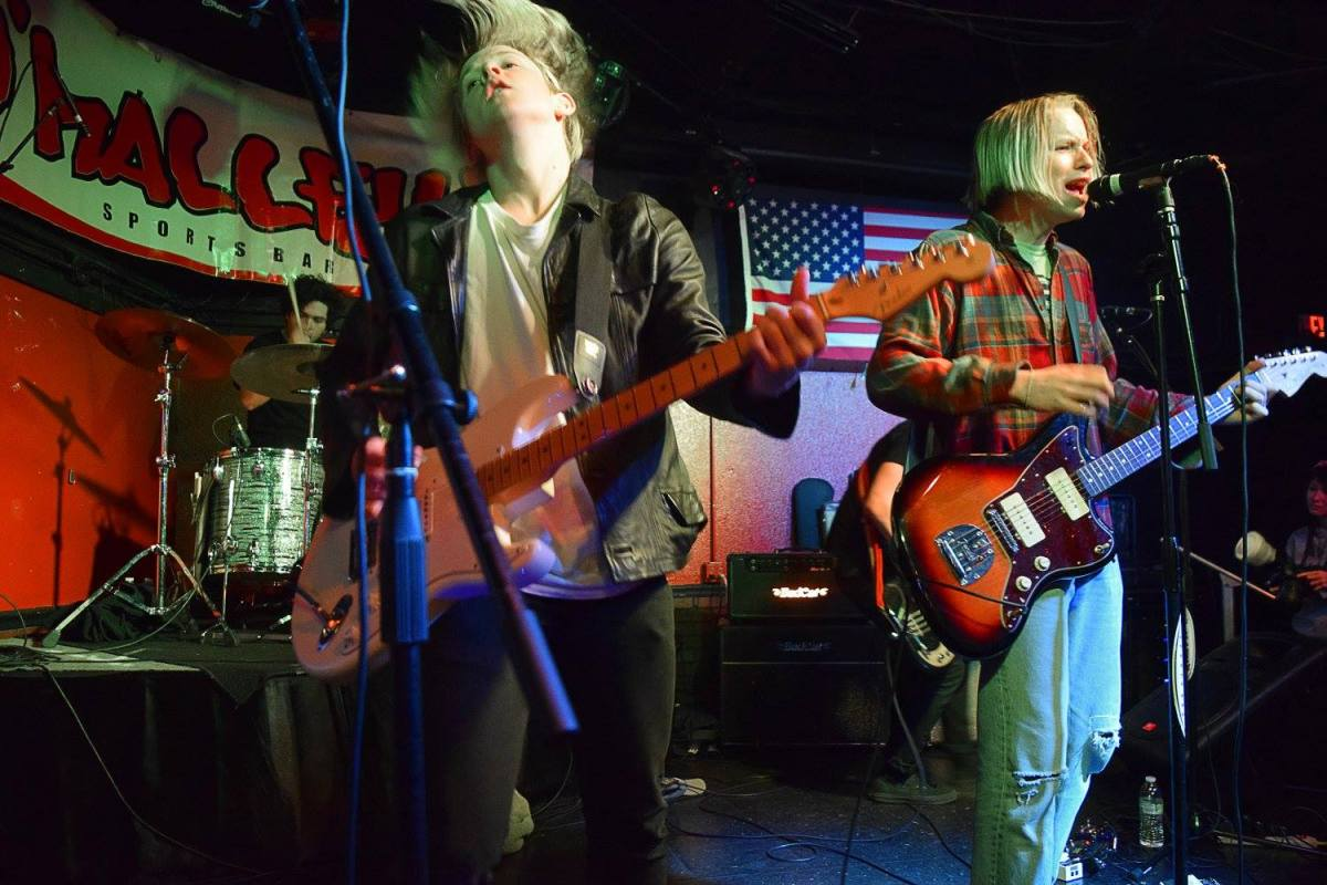 SWMRS at O'Malley's. Margate, FL 25/02/16