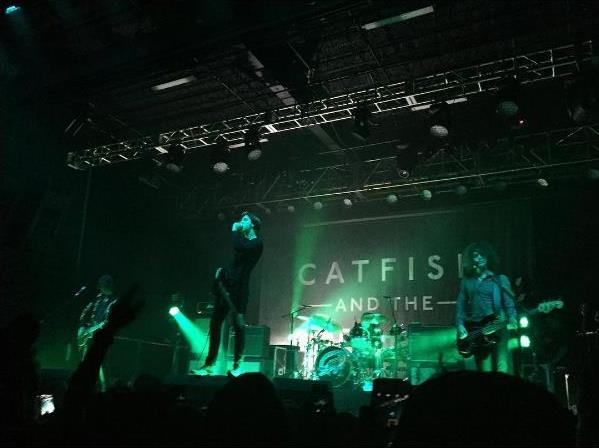 Catfish and the Bottlemen @ First Ave Mainroom Minneapolis, MN