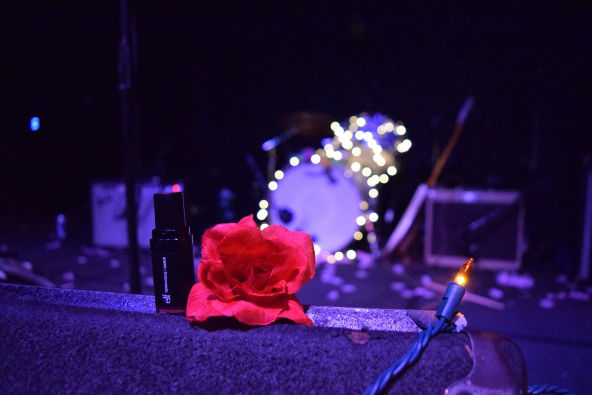 Tony Peachka Release Show @Triple Rock Social Club10/1/16