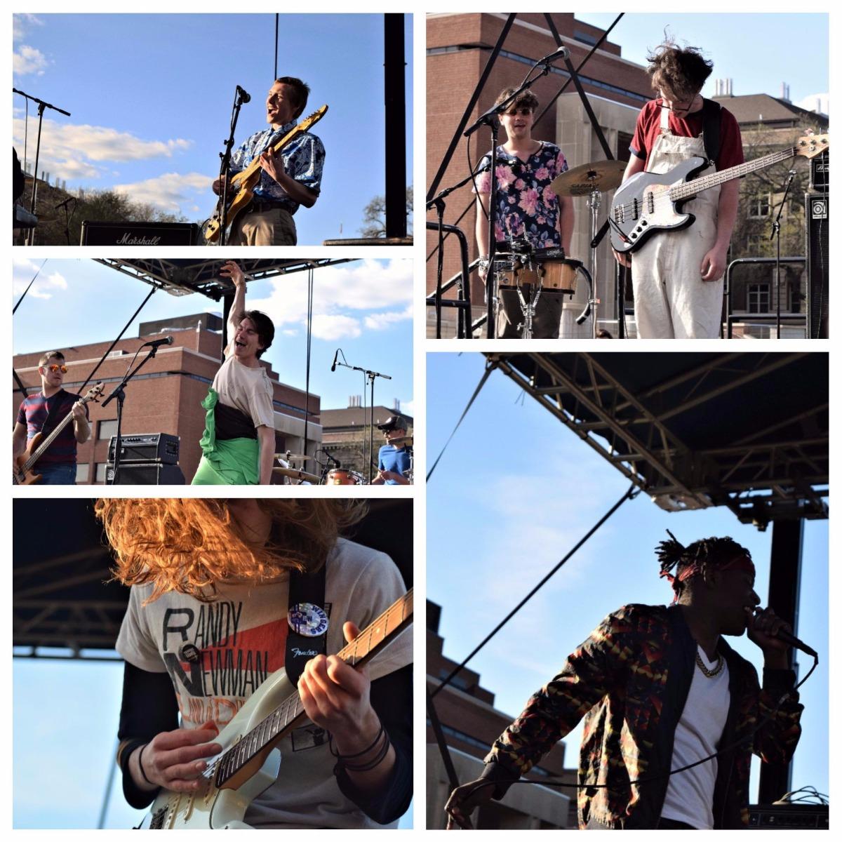 Battle of the Bands: Final Battle @ Coffman Plaza4/21/17