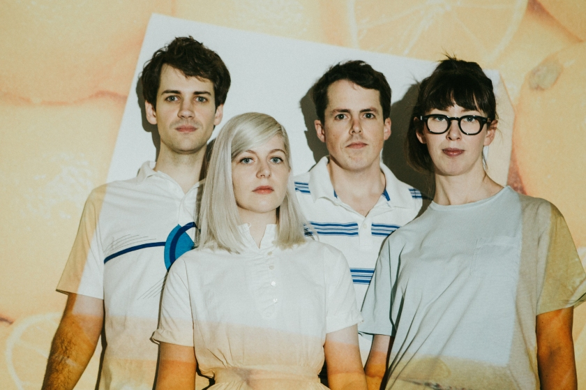Alvvays by Arden Wray (1)
