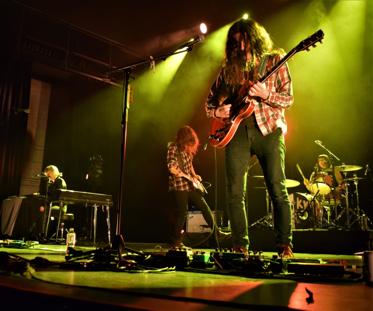 Courtney Barnett and Kurt Vile @ The Palace Theater 10/25/17