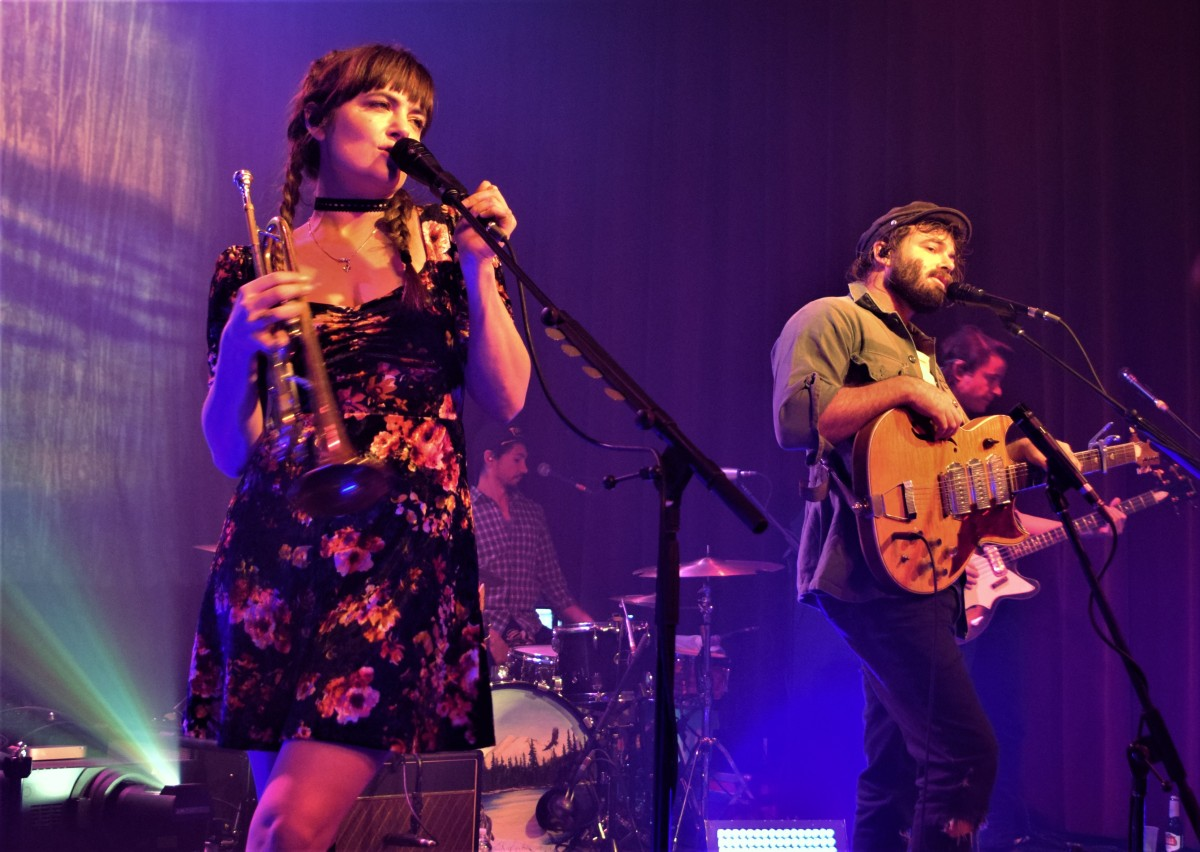 Angus and Julia Stone with Luke Sital-Singh @ Fine Line 11/22/17