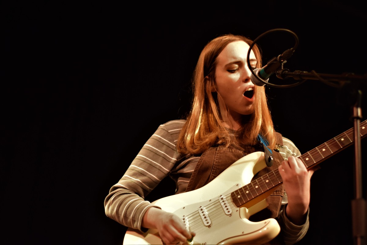 Soccer Mommy @ The Cedar Cultural Center 11/01/17