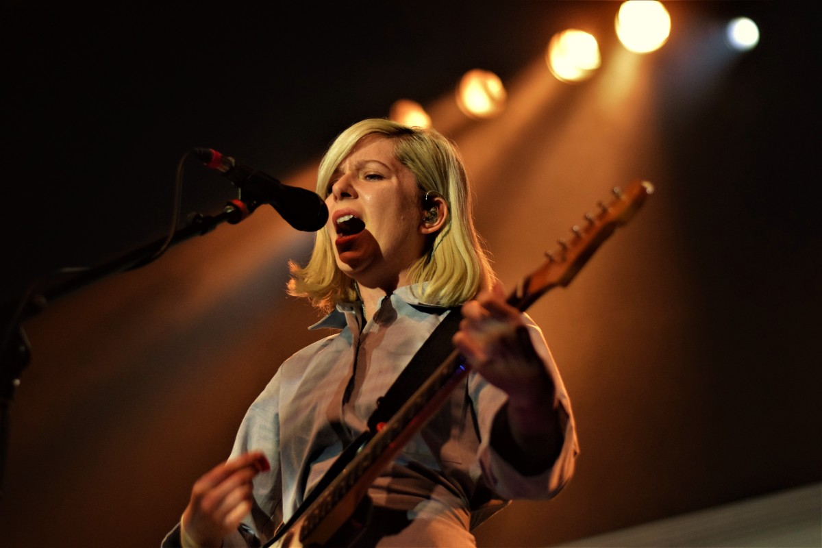 Alvvays with Jay Som @ First Ave 11/02/17